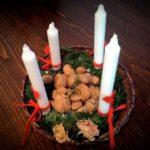 Kouzlo Vánoc #1| Adventní věnec