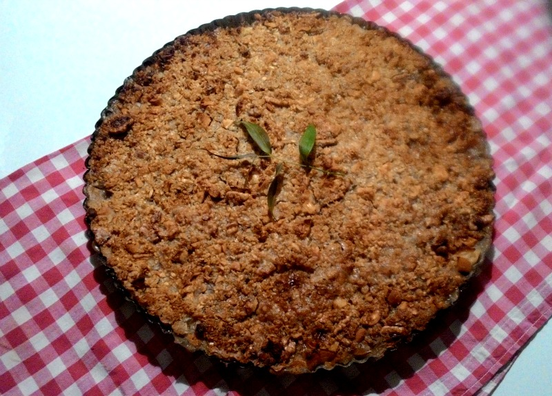 Crumble recipe for Tree Aid
