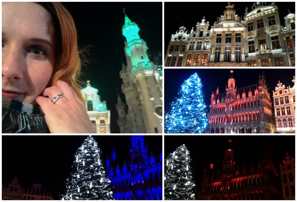 Vánoční Brusel
