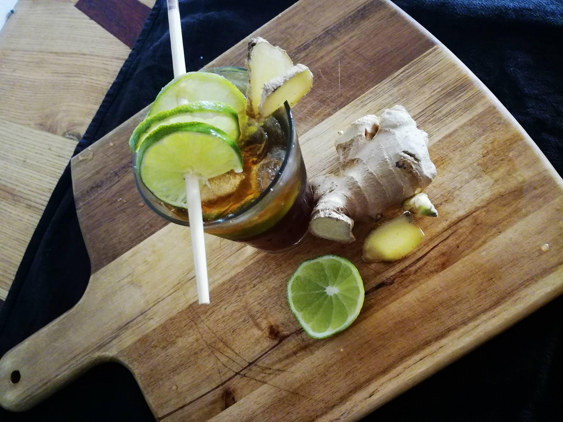 Jerry&Ginger. Rumové koktejly, které vás tenhle podzim zaručeně prohřejí