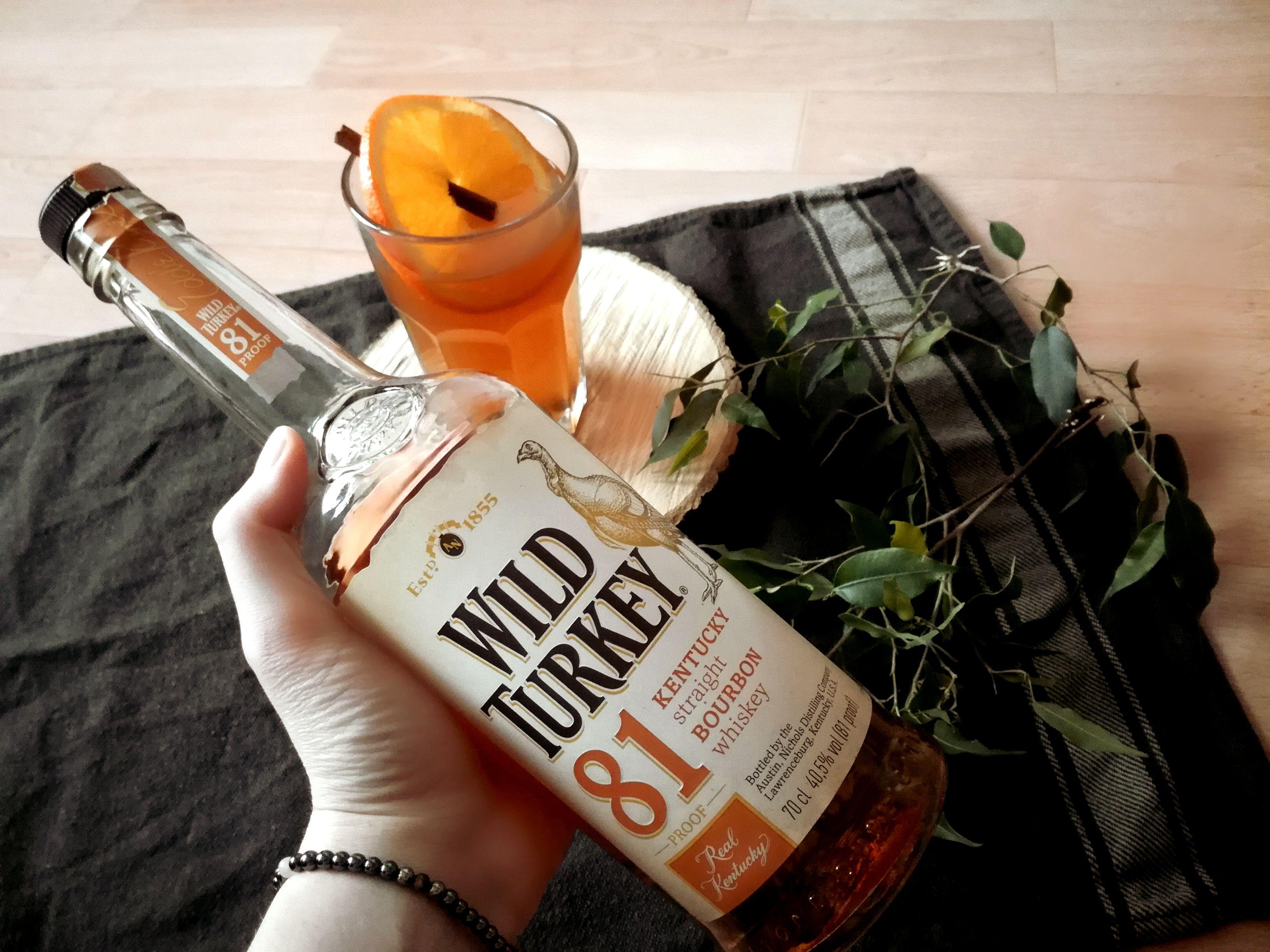 Óda na Wild Turkey + Recept, který vás v týhle zimě spolehlivě rozmrazí