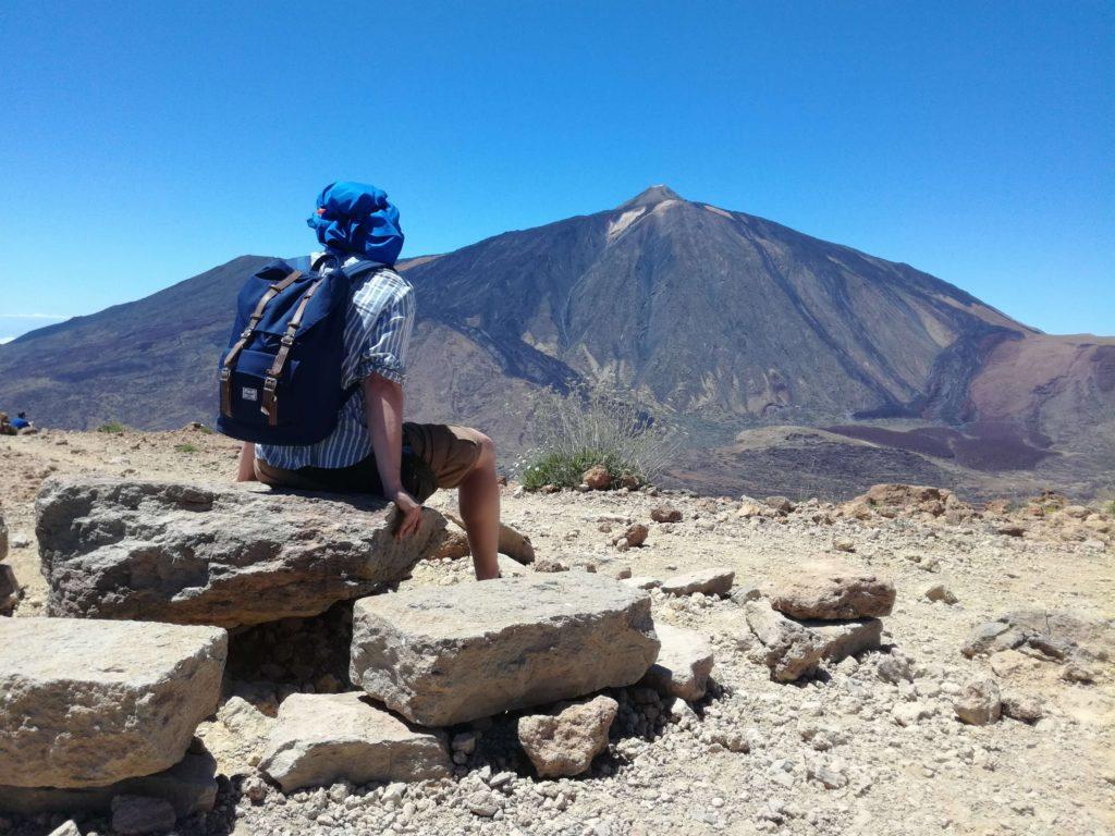 Výhled na Teide