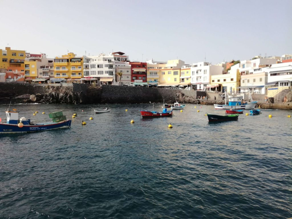 Los Abrigos, Tenerife