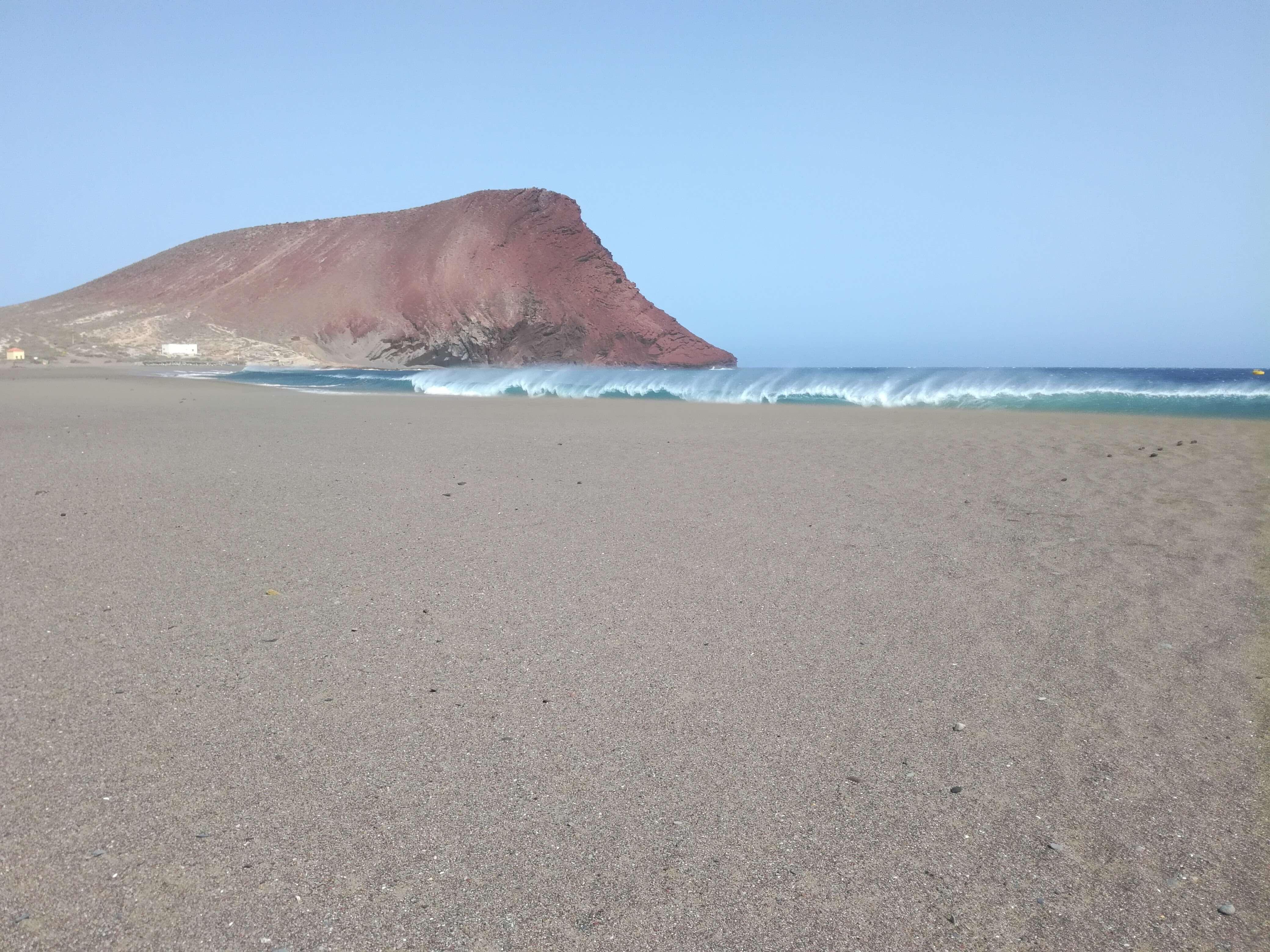 Pobřežní Tenerife. Jih, pláže a oceán