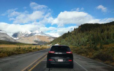 Roadtrip po Kanadě: Rocky Mountains