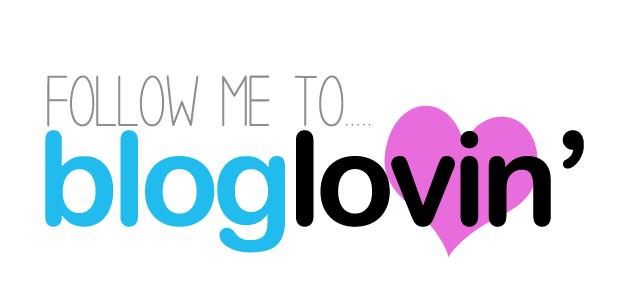 Sledujte mě na Bloglovin! :-)