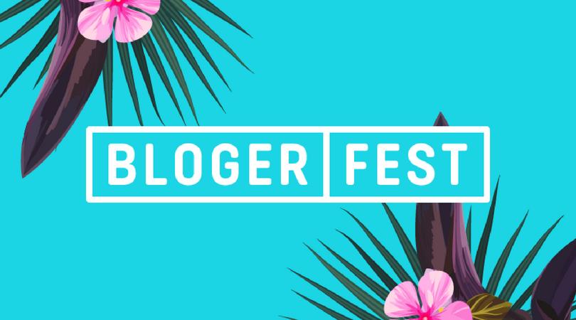 Blogerfest 2018 – report z první pražské konference pro blogery