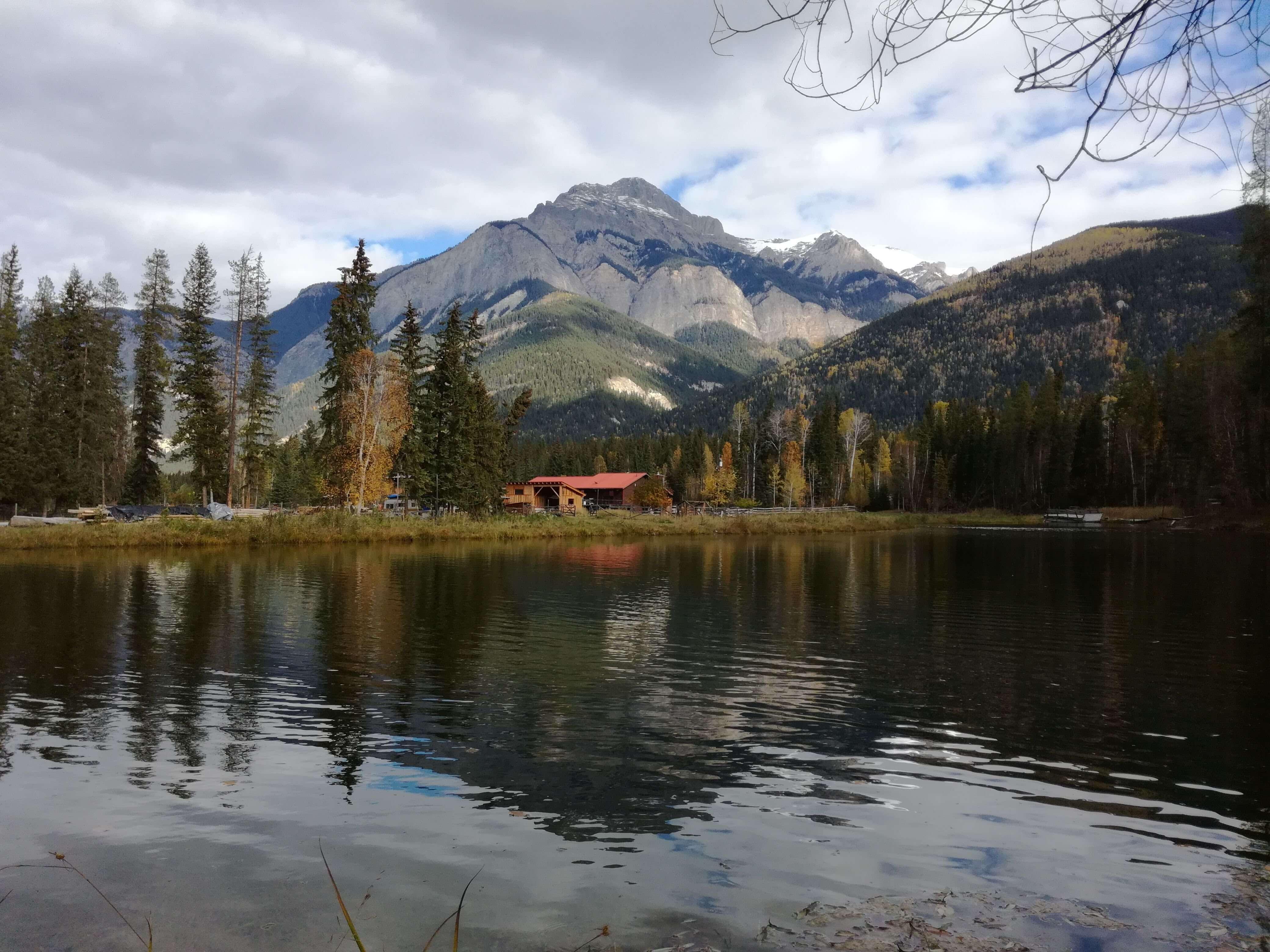 Kanadská kronika: Poznámky z Goldenu