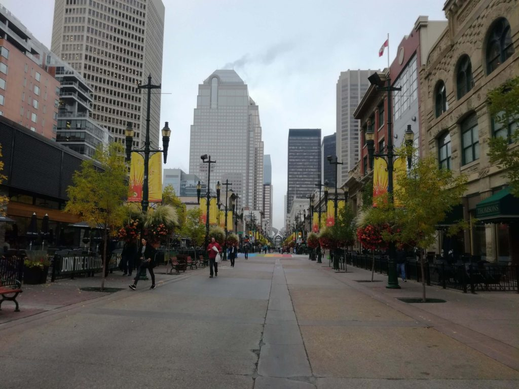 Stephen Avenue Walk