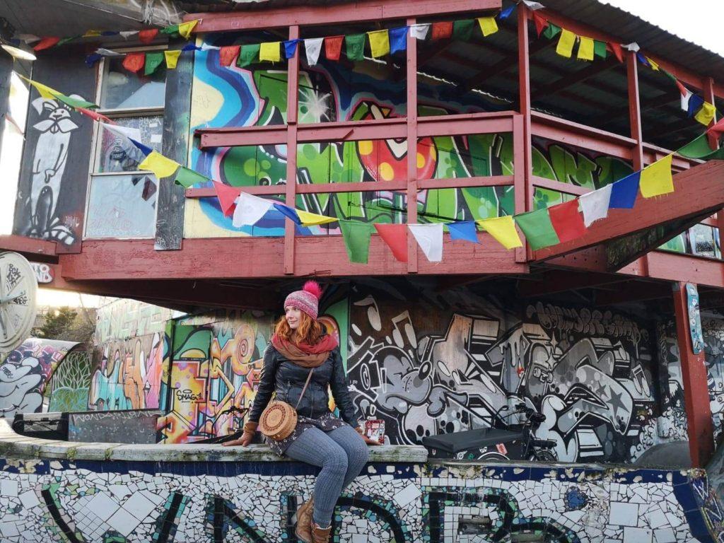 Svobodné město, Christiania, Kodaň