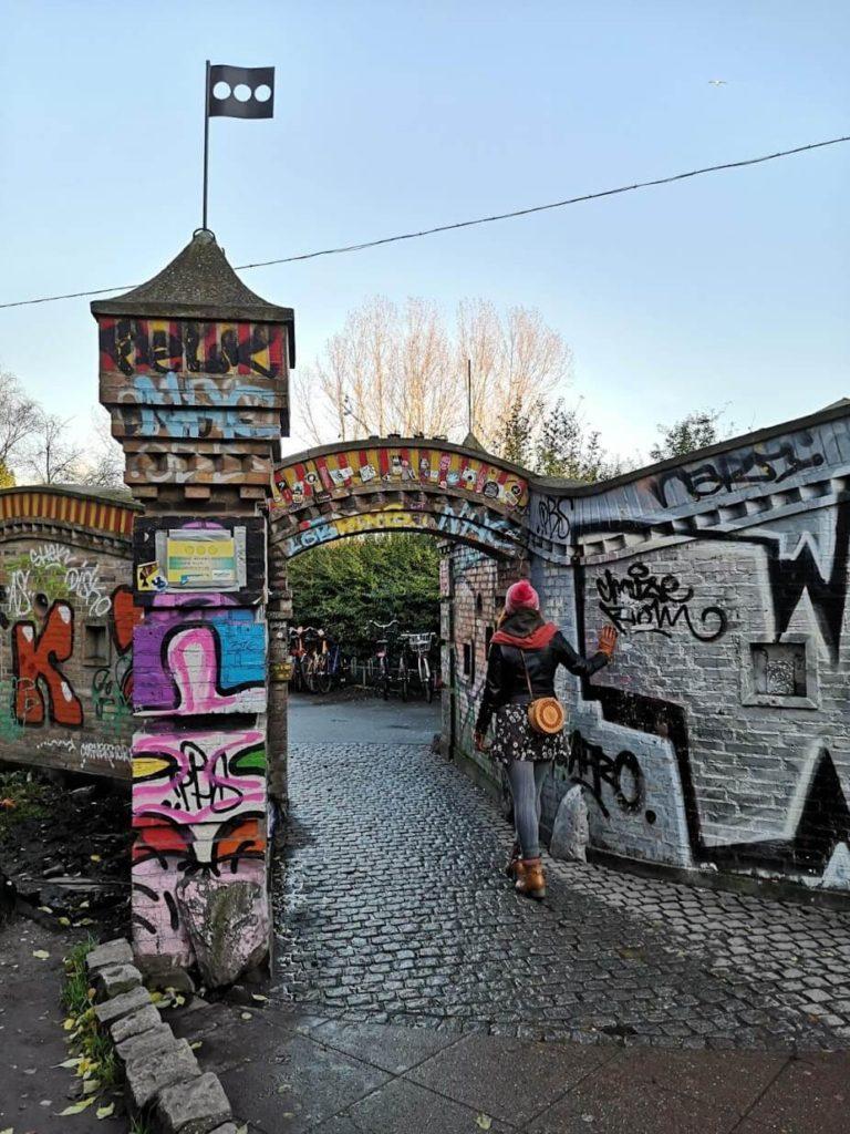Svobodné město Christiania, Kodaň