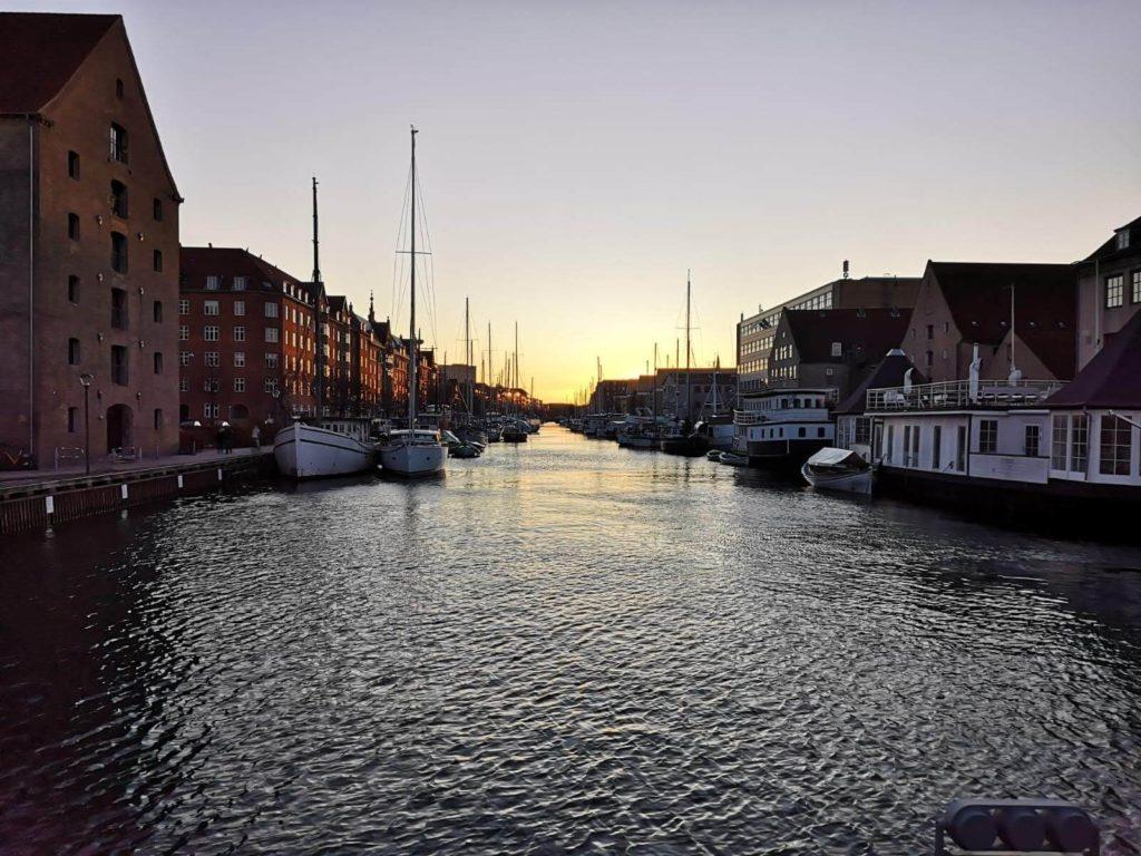 Přístav Nyhavn, Kodaň