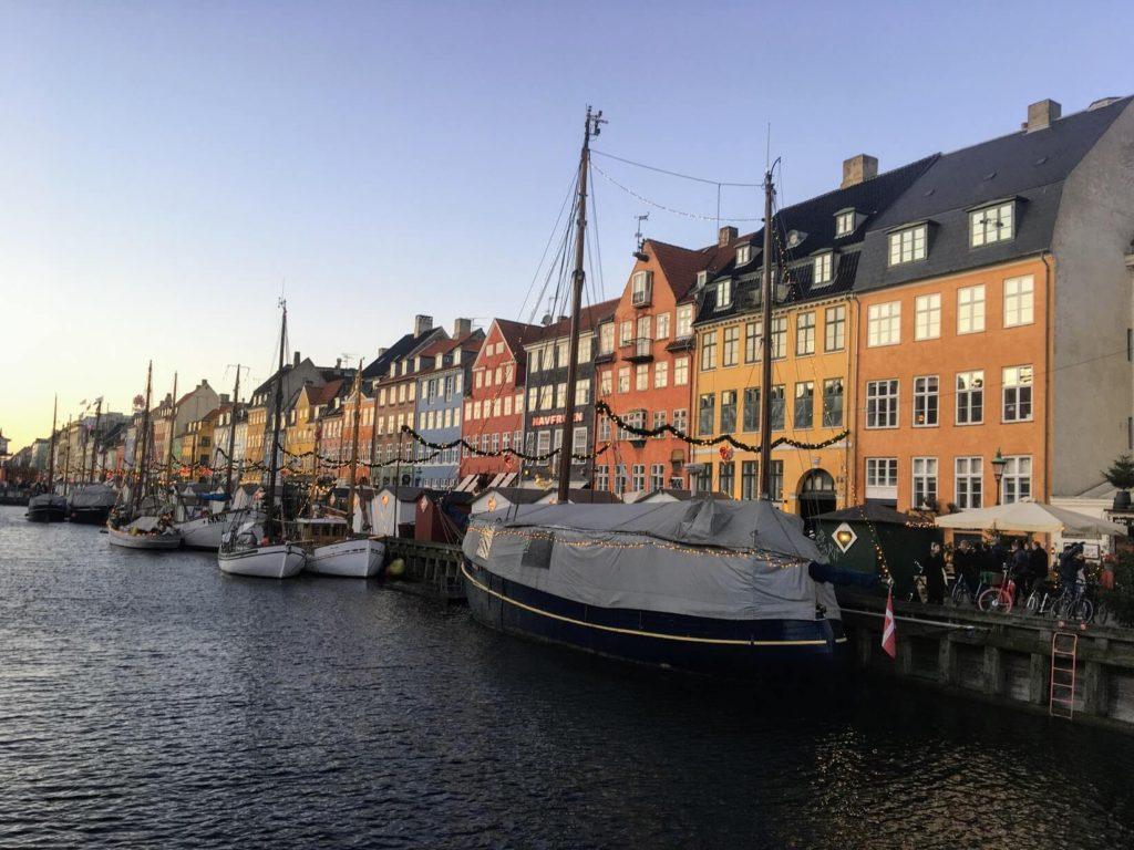Nyhavn, Kodaň
