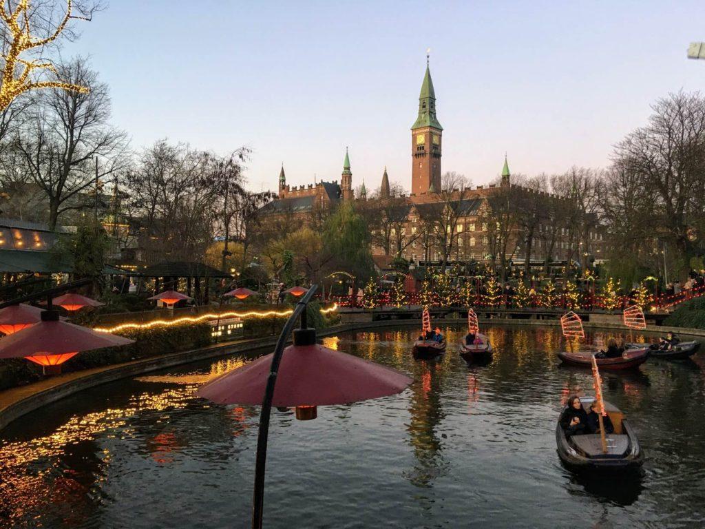 Tivoli Gardens, Kodaň